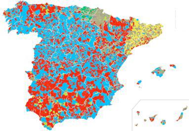 El Congreso resultante del 20-D es un puzzle (como lo es España): opciones y fantasmas