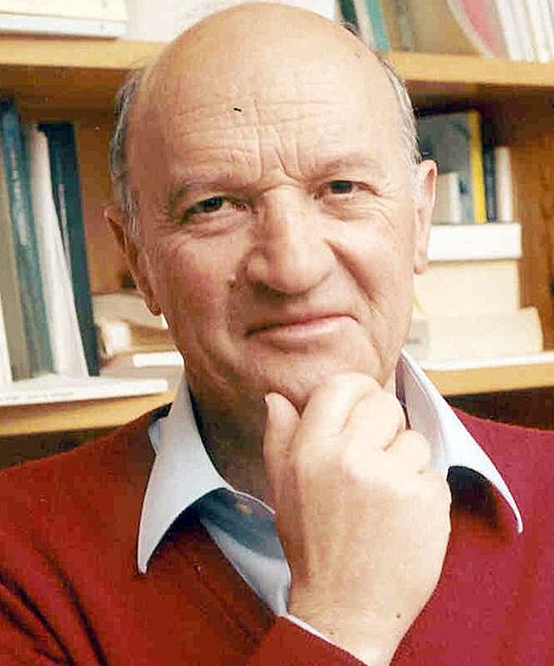 El filósofo italiano Domenico Losurdo.