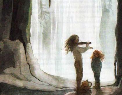 «Tania Val de Lumbre»: literatura infantil recomendable para Navidad