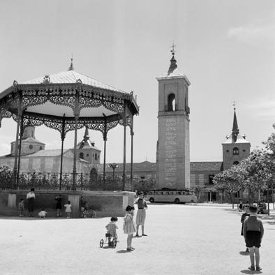 Cas Oorthuys. Alcalá de Henares, 1955.