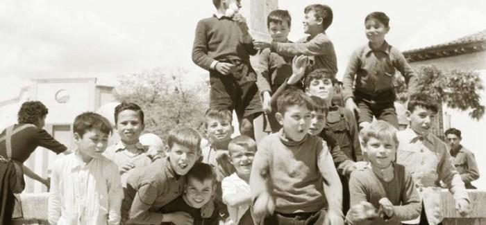 La mirada de un holandés errante: Cas Oorthuys, sobre Alcalá de Henares, en 1955
