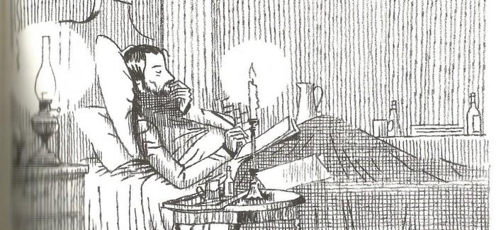 El relato de un hombre que va a morir,  «Diario de un hombre superfluo», de  Iván Turguénev