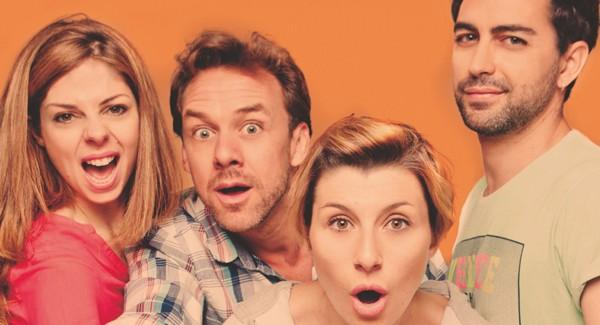 Un balcón con vistas: una comedia entretenida y eficaz para reír en fin de semana