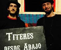 El Ayuntamiento del cambio y los dos titiriteros injustamente detenidos en Madrid