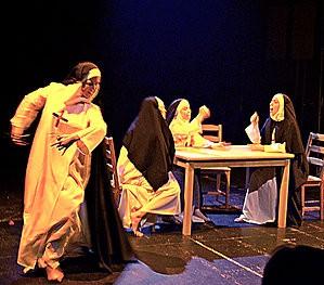 Muerte-del-Apetito, lafinea teatro