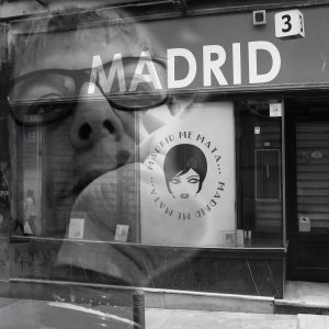 Fotografía de Antona. Fachada tienda.