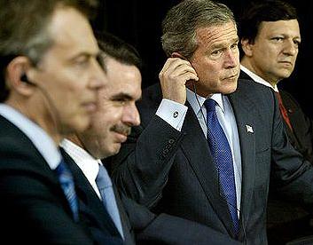 El Informe Chilcot sobre la guerra de Irak, José María Aznar y Mariano Rajoy