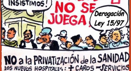 La Comunidad de Madrid adjudica a dedo la limpieza de hospitales a los de siempre