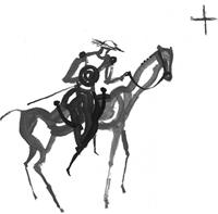 Don Quijote cabalga de nuevo: tras la senda del hidalgo por las tierras de La Mancha, y algo más