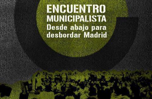 Desborda Madrid: encuentro convocado por colectivos de base para movilizar a la 'calle'