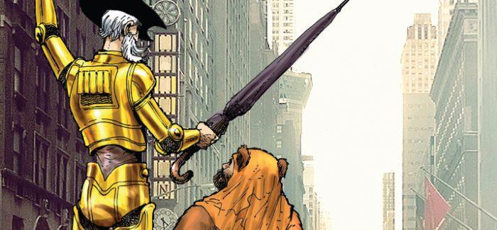 Don Quijote cabalga por la Gran Manzana, el testamento yankee de Marina Perezagua