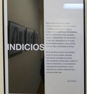 'Indicios': exposición de Javi Camino en la Real Sociedad Fotográfica de Madrid, hasta el 10 de diciembre