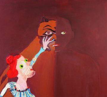 El universo turbador de Anne-Marie Schneider, en la exposición del Reina Sofía