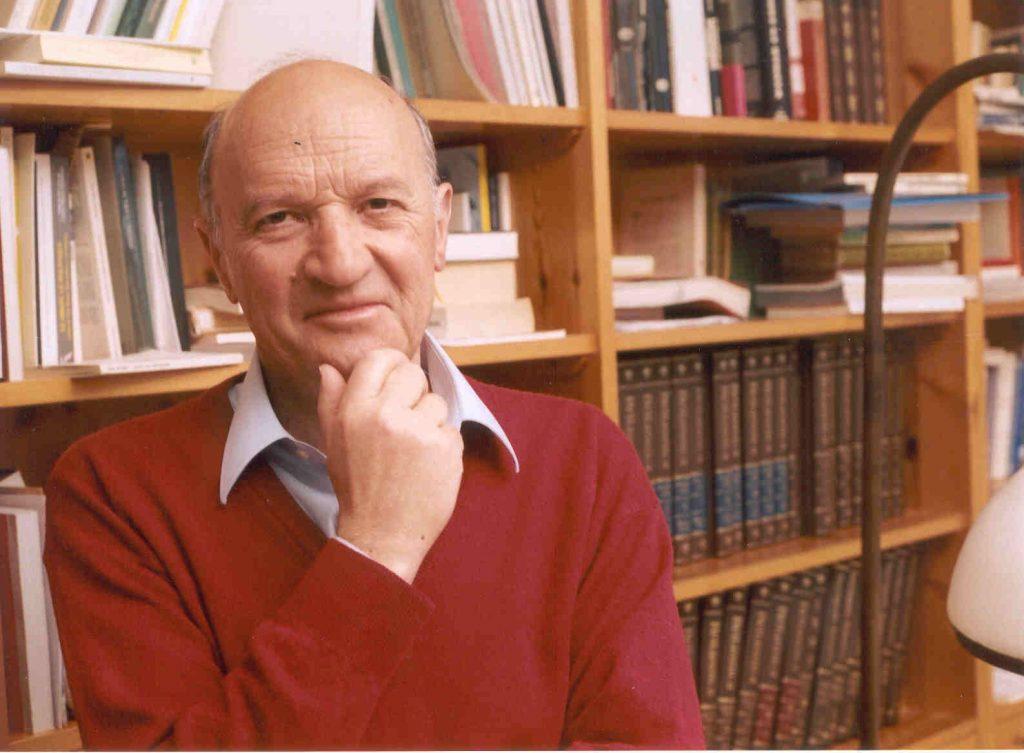 Domenico Losurdo, autor de 'Un mundo sin guerras'.