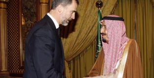 Felipe vi y arabia saudi