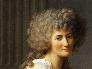 """Marie Anne Pierrette Paulze, conocida como Marie Lavoisier está considerada como """"la madre de la química moderna""""."""