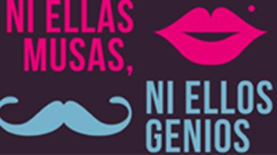 Ciclo de conferencias 'Ni ellas musas ni ellos genios', en CaixaForum Madrid