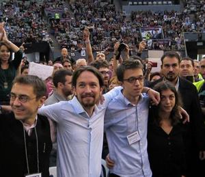 La desinformación y la manipulación de los medios sobre Podemos en Vistalegre II