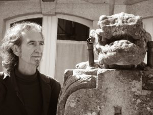 Eugenio Castro, autor de 'El Gran Boscoso... es eso'.