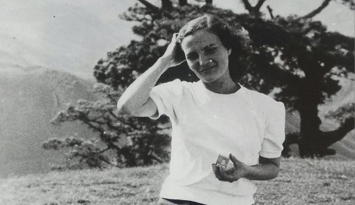 Carmen Laforet Díaz (Barcelona, 1921- Majadahonda, 2004). Autora de la novela 'Nada'.