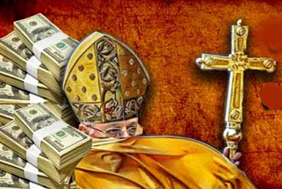 Controlar el dinero de la Iglesia católica es una misión imposible