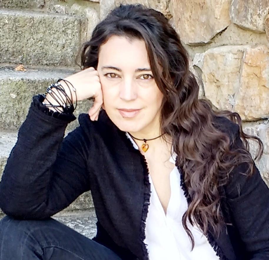 La escritora cacereña, Yolanda Regidor.