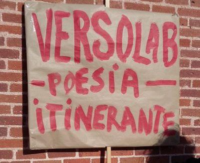 Recital colectivo de poesía y acciones poéticas en torno al mundo del trabajo, en VersoLab