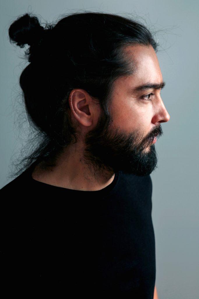 El escritor Juan Jacinto Muñoz Rengel. Fotografías: Eduardo Cano.