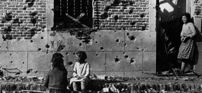 La fotografía de Robert Capa ha salvado el histórico edificio Peironcely 10, de Vallecas