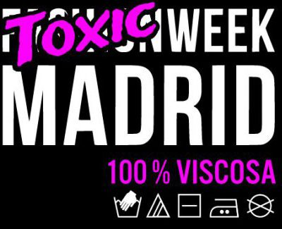 La contaminación de la industria textil se hace visible en la Dirty Week Madrid