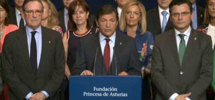 La desvergüenza de un premio: el Princesa de Asturias de la Concordia a la Unión Europea