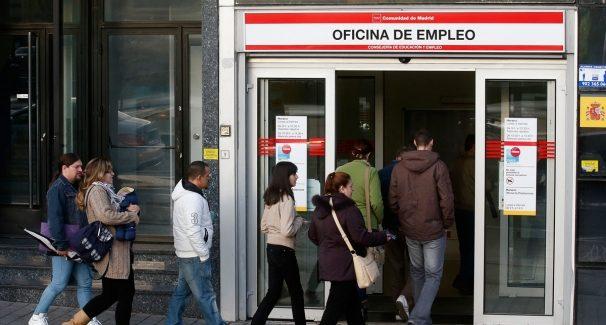 Aumento del número de desempleados en la Comunidad de Madrid