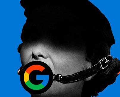 Google silencia las webs progresistas en sus resultados en temas políticos y sociales