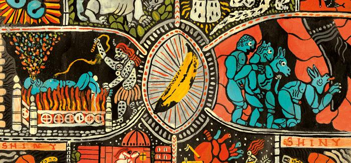 Ese lado oscuro… Edición ilustrada de 'La Venus de las pieles' deSacher-Masoch