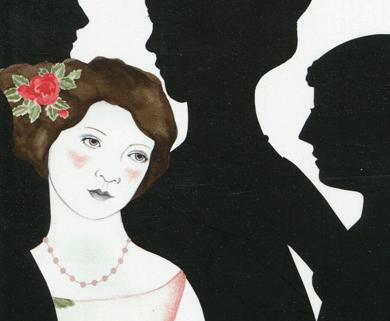 'Los Watson' de Jane Austen: clásicos ilustrados para la primavera