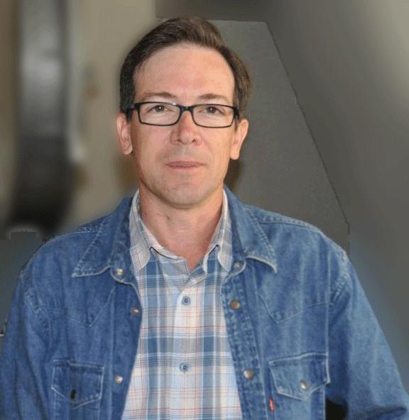 El director de la película 'El discípulo', Emilio Ruiz Barrachina.