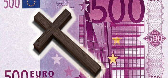La pesada cruz del IRPF: campaña propagandística de la Iglesia católica