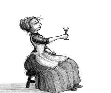 Un cuento minimalista: 'El festín de Babette', de Isak Dinesen, ilustrado