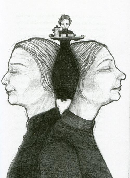 El festín de Babette, de Isak Dinesen. Círculo de Lectores/Nórdica editan una nueva edición ilustrada por Noemí Villamuza.