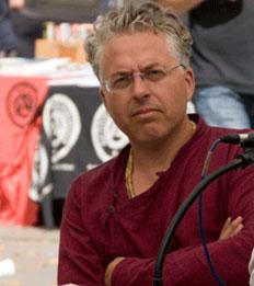 Antonio Orihuela (Moguer, Huelva, 1965), poeta, ensayista y articulista.