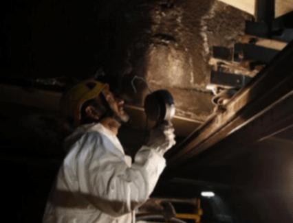 Las víctimas por amianto en Metro de Madrid, y la limpieza de las estaciones