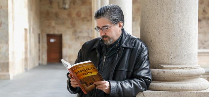 La novela histórica y Francisco de Rojas en las obras de Luis García Jambrina