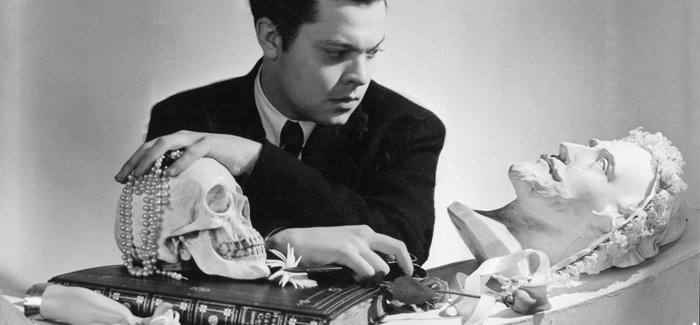 Cecil Beaton, Orson Welles, (1937).