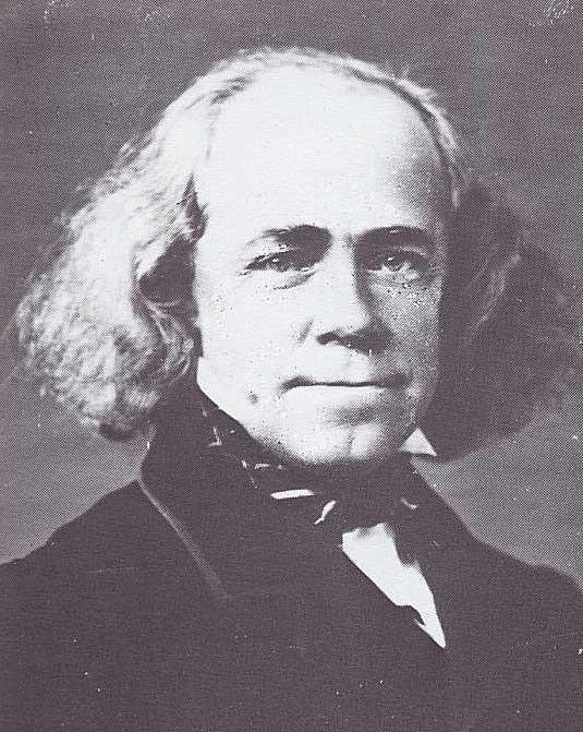 El escritor Eugène Noël (1816-1899), autor de 'Voltaire en Ferney'.