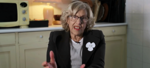 La alcaldesa de Madrid, Manuela Carmena, se presentará a las elecciones municipales con una plataforma llamada Más Madrid, que ha sido presentada oficialmente con la difusión de un vídeo.