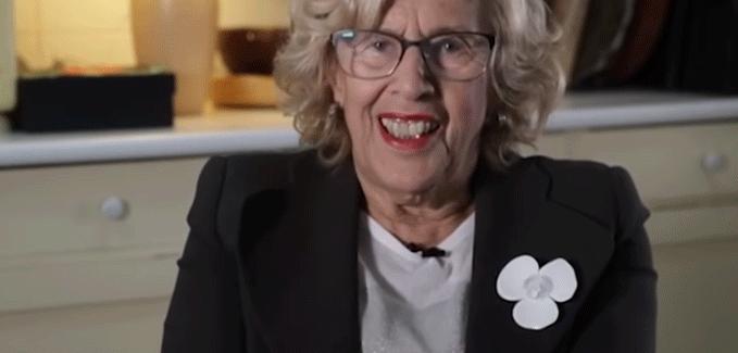 La arrogancia de Manuela Carmena y su agrupación de electores Más Madrid