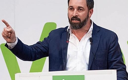 Con Vox retorna la 'España de pandereta'