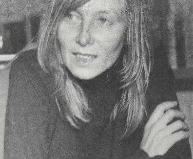Elisabeth Lenk.