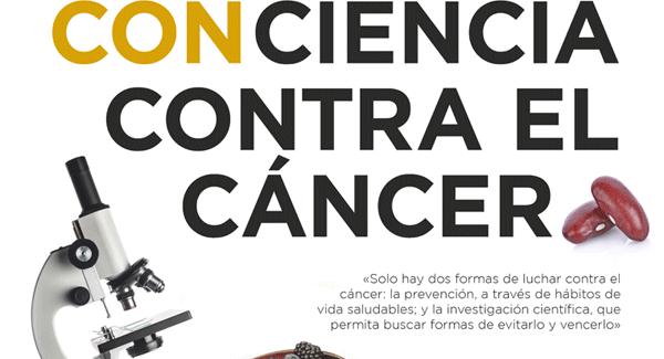 Prevención y vida saludable para luchar contra la enfermedad: 'Cocina conciencia contra el cáncer'