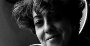 Esther Peñas, autora de 'La vida, contigo'.
